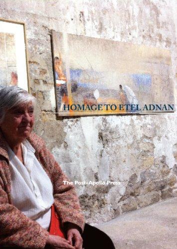 Homage to Etel Adnan