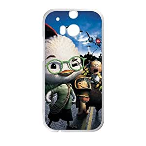 Chicken Little HTC One M8 Cell Phone Case White Z1834595