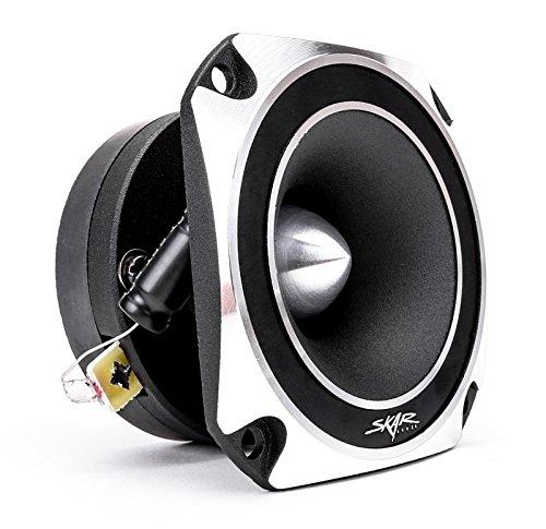 Skar Audio VX35-ST 3.5-Inch 500 Watt High Compression Titanium Bullet Tweeters - Pair by Skar Audio (Image #1)