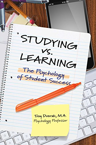Amazon studying vs learning the psychology of student success learning the psychology of student success by dvorak troy fandeluxe Images
