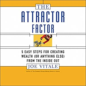 The Attractor Factor Hörbuch