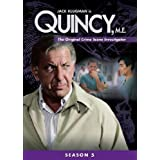 Quincy, M.E.: Season 5 by Shout! Factory by Ron Satlof, Paul Krasny, David Moessinger Ray Danton