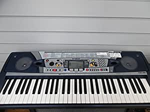yamaha psr 280 portable keyboard with dynamic. Black Bedroom Furniture Sets. Home Design Ideas