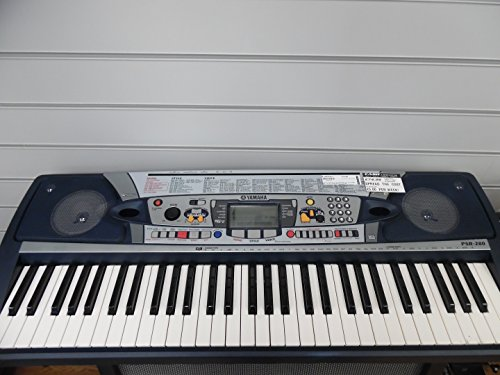 Yamaha PSR 280 Portable Keyboard Speakers