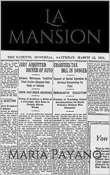 La mansión (Spanish Edition) by [Payano, Maria]