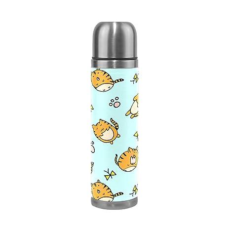 Amazon.com: HLive - Taza de vacío aislante de acero ...