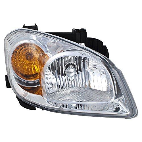 23052MG Headlight Head Lamp Assembly RH Right Passenger Side For 05-10 COBALT BASE/LS/ST (Right Headlamp Assembly)