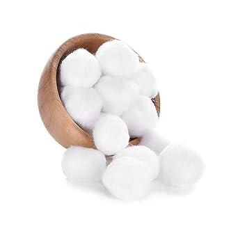 azunaisi One Pack/250G algodón natural bola ruedas Absorbent ...