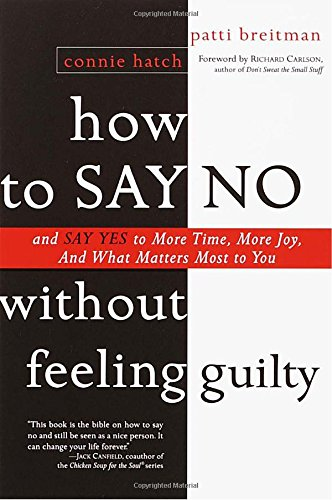 How Say Without Feeling Guilty product image