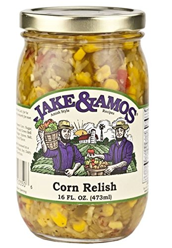 Jake and Amos Corn Relish (Two Pack)