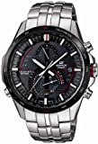 Casio EDIFICE TOUGH MVT. Tough Solar MULTIBAND6 EQW-A1300DB-1AJF Watch (Japan Import), Watch Central