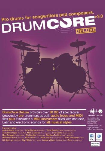 Sonoma Wire Works DrumCore Deluxe -