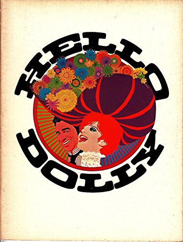 Hello Dolly 1969 original movie program - NOT A DVD