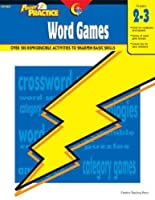 Power Practice: Word Games, Gr. 2-3 Front Cover