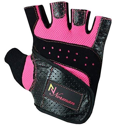 para m/áquinas unisex Gel guantes Fitness gimnasio desgaste levantamiento de peso entrenamiento formaci/ón//ciclismo mujer,Guantes para gimnasio
