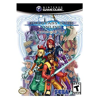 Amazon.com: Phantasy Star Online, Episode I & II: Unknown ...