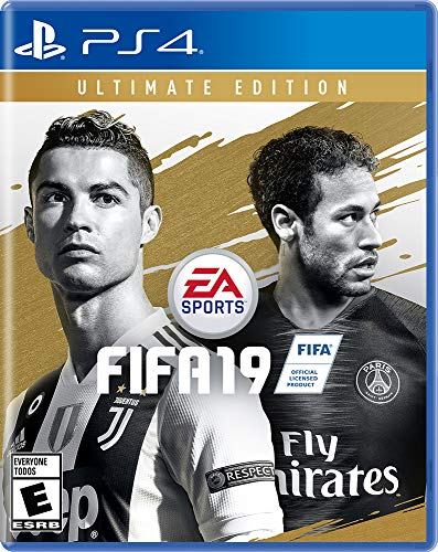 Video Games : FIFA 19 Ultimate Edition - PS4 [Digital Code]