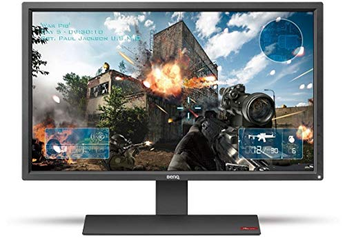 BenQ Zowie 27 inch Full HD Gaming Monitor – 1080p 1ms Response Time for Competitive Esports Gaming (RL2755)