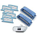 Philips Respironics DreamStation Filter Kit, Includes Pollen Filter(s) and 6 Disposable Ultra-Fine Filters (2 Pollen 6 Ultra-Fine)