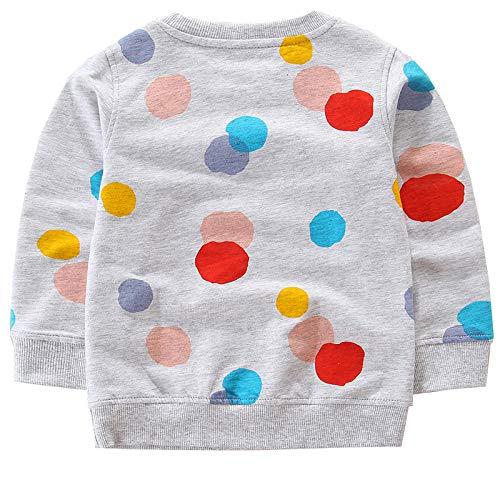 3d342b0cda6a Jual Toddler Girl Cotton Cute Cartoon Pink Sweatshirt The Hedgehog ...