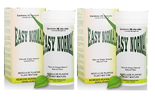 Easy Normal the Original Diet Pill From Mexico 60 Pills by Easy Figure