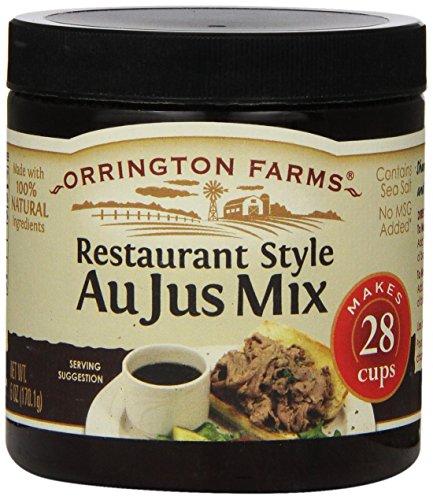 Orrington Farms Restaurant Style Au Jus Granular, 6-Ounce (Pack of ()
