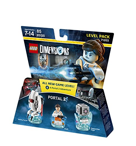 Portal 2 Level Pack - LEGO Dimensions by LEGO (Image #1)