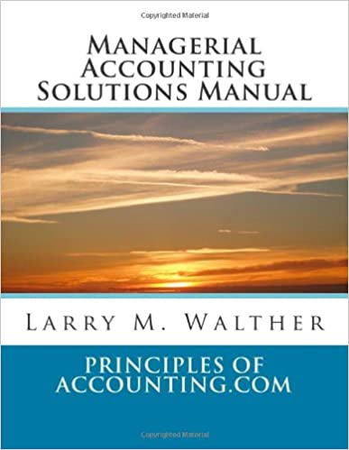 Managerial accounting for dummies (mark p. Holtzman ) ebook ppt epub….