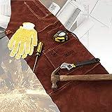 Leather Welding Work Shop Aprons – Heavy Duty