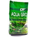 Ocean Free Aqua Gro plantes & crevettes sol sable 3L 2,5kg pour aquarium complet Substrat