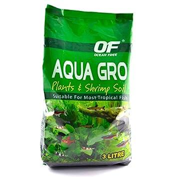Ocean Free PM219 Grava Sustrato para Plantas de Aqua Gro: Amazon.es: Productos para mascotas