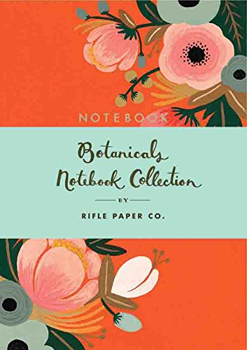 Botanicals Notebook Collection cover