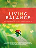 img - for Living in Balance: A Mindful Guide for Thriving in a Complex World book / textbook / text book