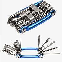 Vzer portátil Bicicleta Reparación Kit de Multiherramienta con ...