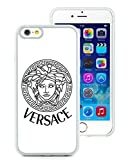iPhone 6 4.7 Case,VERSACE For Iphone and Samsung Galaxy Case Cover TPU Laser Technology