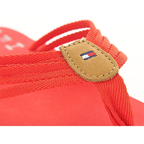 Tommy Hilfiger - M1285ONICA 47D - FW56820728629 - Farbe: Rot - Größe: 36.0