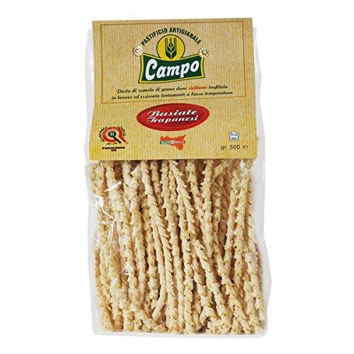 Busiate Trapanesi Sicilian Pasta 500 gr - Pack of 3