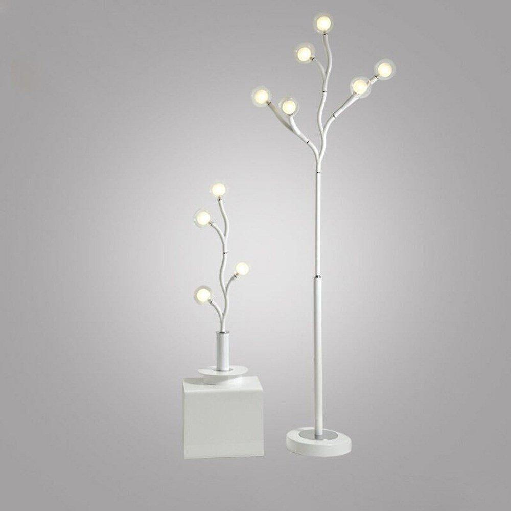 YFF@ILU Hochwertige Stehleuchte moderne, minimalistische LED kreative Wohnzimmer Schlafzimmer Nachttisch Stehleuchte Tischleuchte