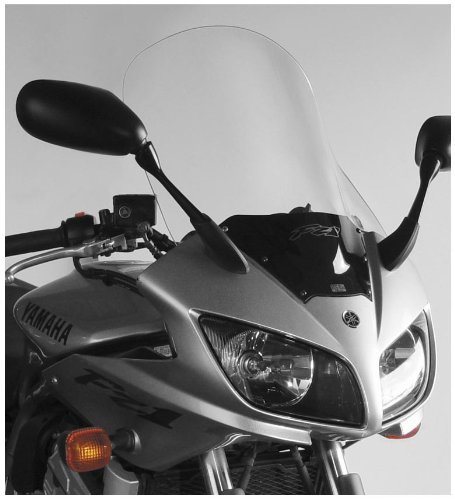 National Cycle Replacement Screen Clear for Yamaha FZ1 FZ 1 ()