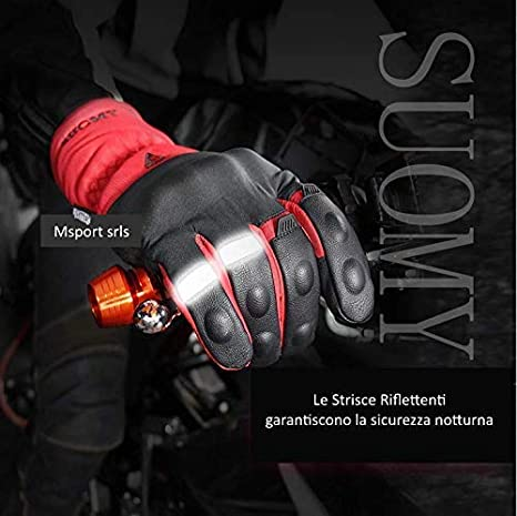 Winter Motorcycle Gloves Motorbike Gloves 100/% Waterproof Warm Touch Screen Protective for Men//Woman