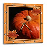 3dRose dpp_12515_1 Wall Clock, The Great Pumpkin, 10 by 10-Inch