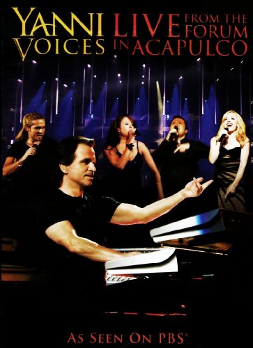 Yanni Voices: Live From The Forum In Acapulco