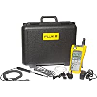 Fluke 975V AirMeter with One-Touch Air Flow and Velocity, -20 to 50 Degree C Temperature, 3000 fpm Air Velocity