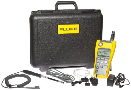Fluke 975V AirMeter with One-Touch Air Flow and