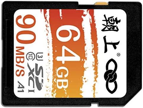 GuanElectronics Tarjeta SD 64G de Alta Velocidad para cámara ...