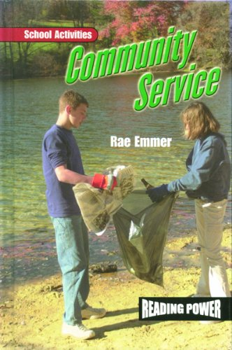 Download Community Service (School Activities) pdf