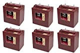 Replacement for Club CAR Carryall Turf 6 48 Volts 6 Pack Battery