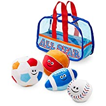 [Patrocinado] Melissa & Doug–Bolsa de deporte Fill y Spill bebé y juguete