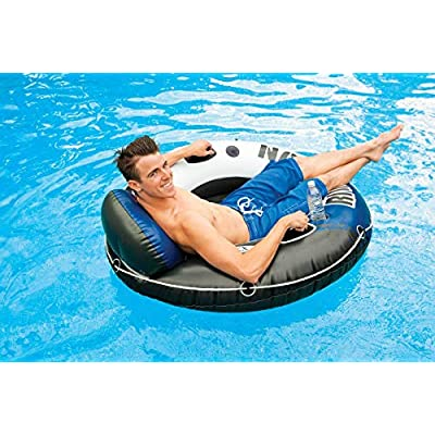 Intex Recreation 58825EP River Run I Inflatable Tube, 53-In.: Sports & Outdoors