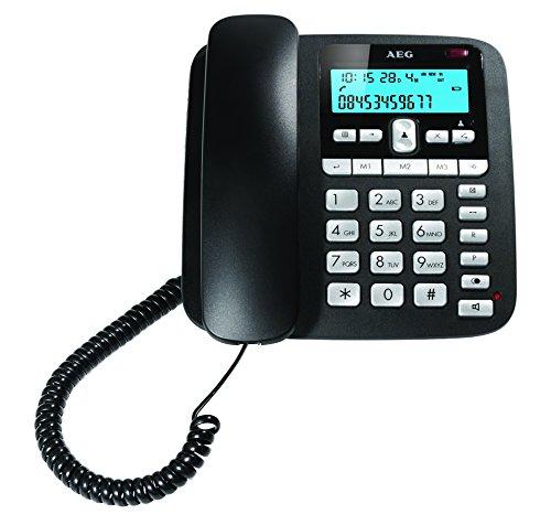 AEG VOXTEL C110 schnurgebundenes Telefon mit LC-Display